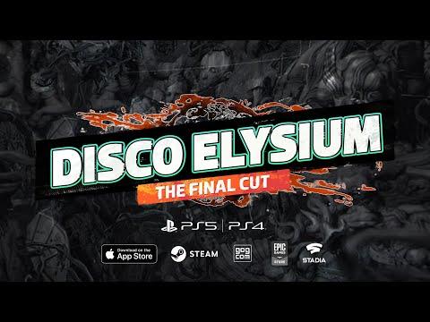 DISCO ELYSIUM - The Final Cut (Announcement Trailer)