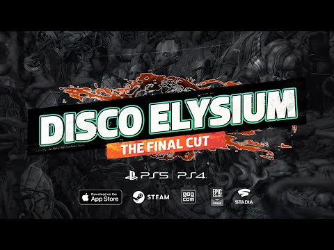 DISCO ELYSIUM - The Final Cut (Announcement Trailer)