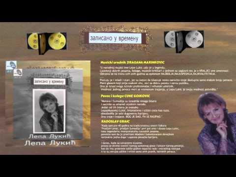Lepa Lukic - Idu putem dvoje ne govore - Zapisano u vremenu - CD 3 - (Audio 2005)