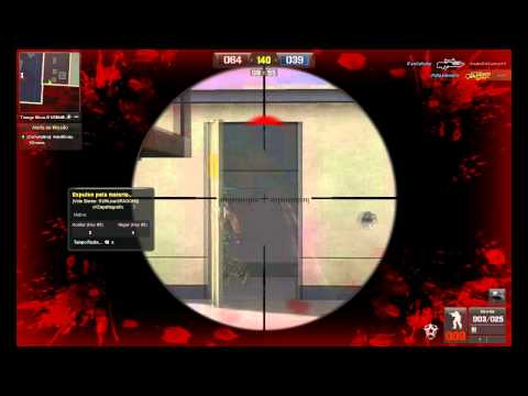 POINT BLANK!! Frag Movie! SNIPER
