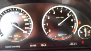 BMW 750i F01  0-296 Km/h PP-Performance