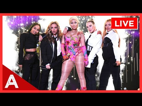 MTV EUROPE MUSIC AWARDS | EMA 2018 | COMENTÁRIOS AO VIVO | Little Mix + Jason Derulo + Nicki + Bebe