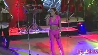 Samy Y Sandra Sandoval en Concierto Mundial 2012
