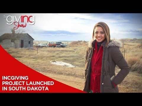 INCGiving Project Launched in South Dakota