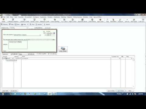 How To: Create & Track Fixed Assets in QuickBooks