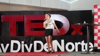 Educación en México: Perspectiva de una adolescente | Anahi Gonzalez Holguin | TEDxAvDivDelNorte
