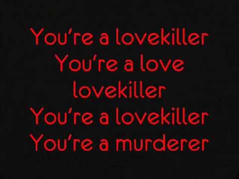 Darin - Lovekiller LYRICS -2010-