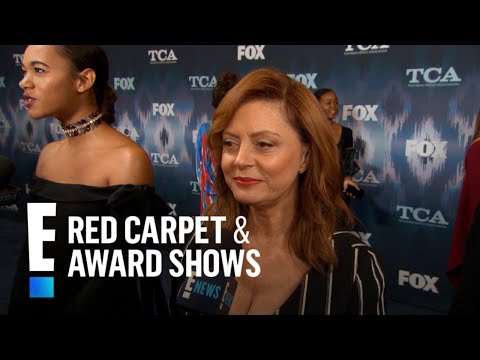 "Susan Sarandon Joining ""American Horror Story"" After ""Feud""? 