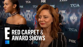 """Susan Sarandon Joining """"American Horror Story"""" After """"Feud""""?   E! Live from the Red Carpet"""
