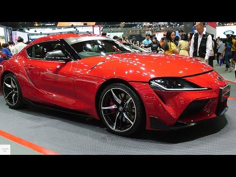 2020 Toyota Supra 3.0 (A90) / In Depth Walkaround Exterior