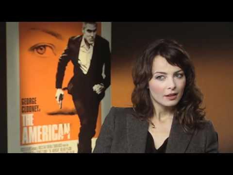 The American - Violante Placido interview | Empire Magazine