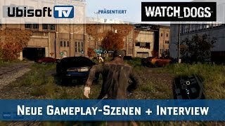 Neue Gameplay-Szenen + Interview | WATCH_DOGS | Ubisoft-TV
