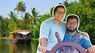 Alleppey House Boat, Must To do in Kerala | Tripjodi 's couple travel