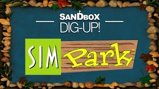 A Sandbox Dig-up, SimPark