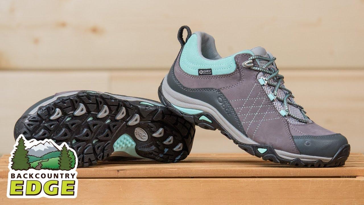 Sapphire Low B-Dry Trail Shoe