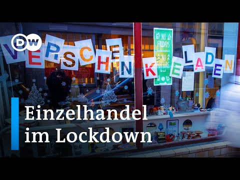 #WirMachenAuf: Proben Händler den Lockdown-Aufstand? | DW Nachrichten