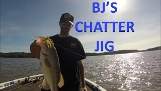 bj s chatter jig rigging 101