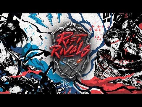 It's On | Rift Rivals 2017 - League of Legends