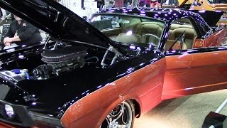 1965 Ford Mustang At Autorama 2015