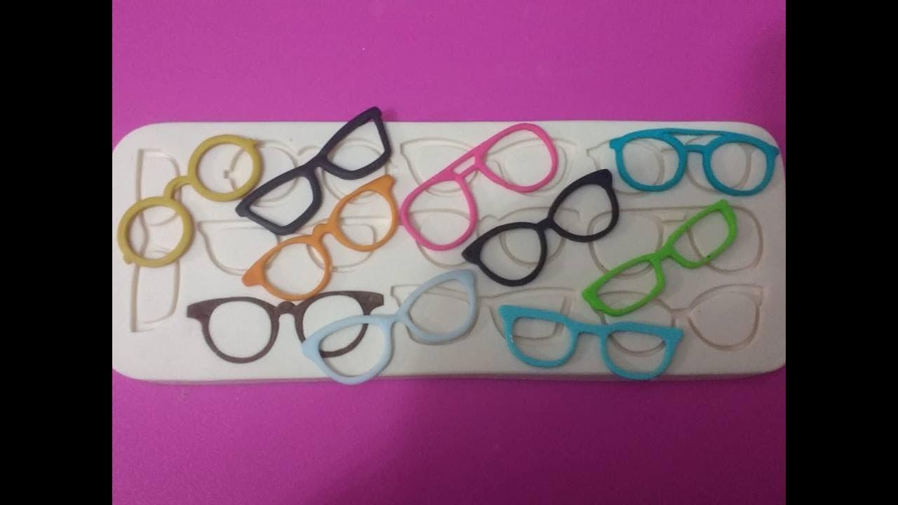 Molde Minha Colecao De Oculos Tamanho G Feito Pela Alessandra