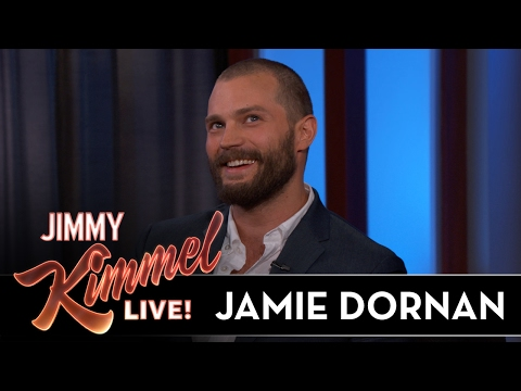 Jamie Dornan Got Scared Out of LA by Fabio