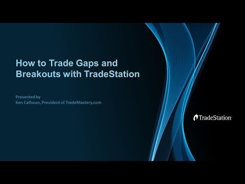 How to Trade Gaps and Breakouts with TradeStation