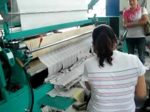 Fabric Pleating Machine with High Efficiency and Competitive Price