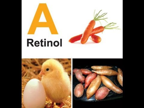 Ретинола Пальмитат: инструкция по применению, цена и