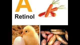 Нужны ли витамины: витамин А (Retinol/Beta-caroten)(ТУТ ВАЖНАЯ ИНФО: Я шведский медицинский врач (M.D.) с общим стажем работы по профессии 7 лет. Из них последние..., 2013-06-28T08:15:52.000Z)
