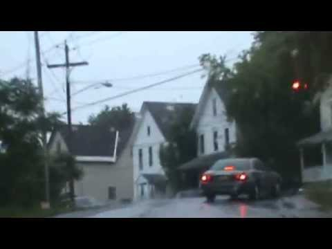 TOUR OF AMSTERDAM, NY  10 MIN. VIDEO