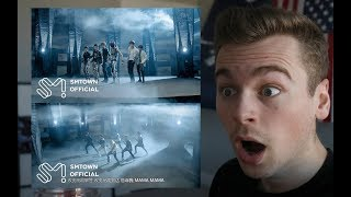 TWO IN ONE EXO-K AND EXO-M #39MAMA#39 MV Korean AND Chinese ver. Reaction