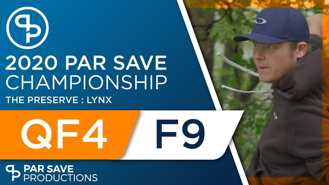 2020 Par Save Championship - Quarterfinal Front 9 - Meintsma, Sheldon, Christie, Privette