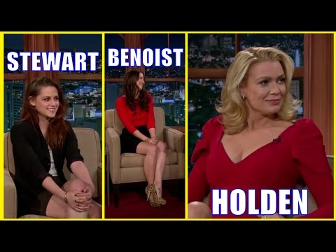 8 Females - Guests Who Appeared Only Once #5 - Kristen Stewart, Melissa Benoist, Alona Tal & More