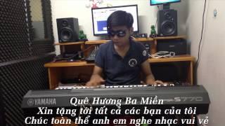 Quê Hương Ba Miền - Tèo Tí Tẹo (Tây Ninh)