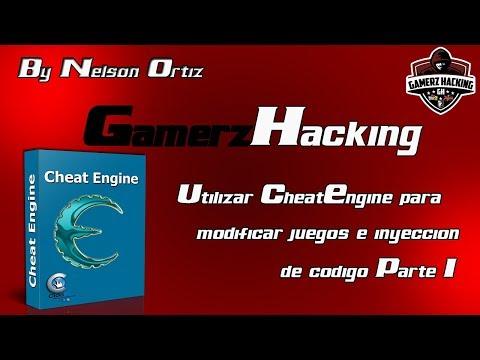 Como Usar Cheat Engine para modificar juegos + inyección de código - Parte 1