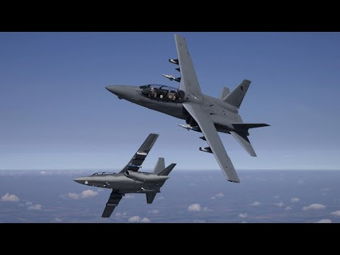 Could the Textron Scorpion Jet be the Light Attack and ISR Platform of the Future? – AINtv