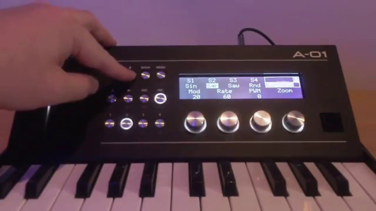 roland boutique a 01 8bit cpu synth youtube. Black Bedroom Furniture Sets. Home Design Ideas