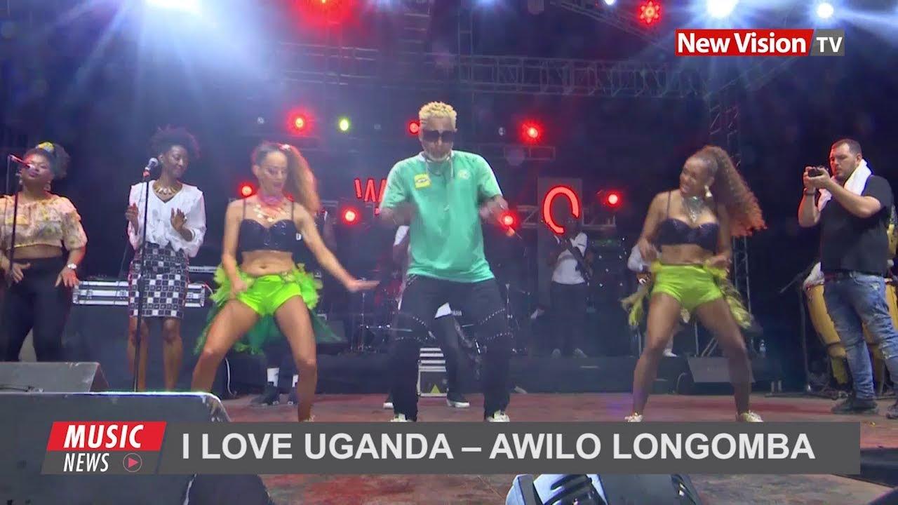 Awilo Longomba brings the energy to Uganda