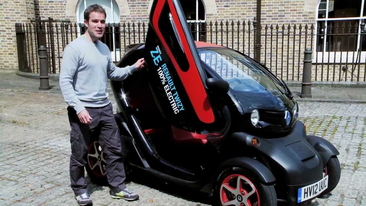 Renault Twizy Review Youtube