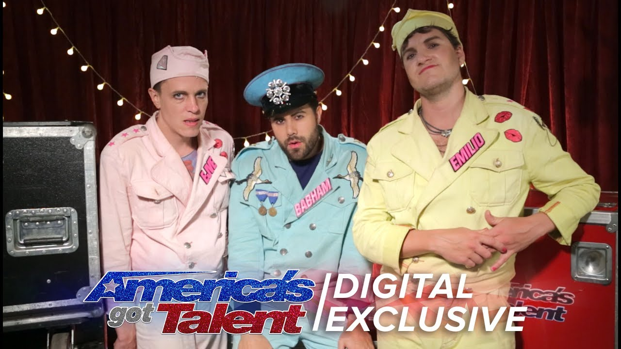 Americas got talent 2017 3 stooges - Sirqus Alfon Hope To Win America S Hearts With Their Digital Acrobacy America S Got Talent 2017