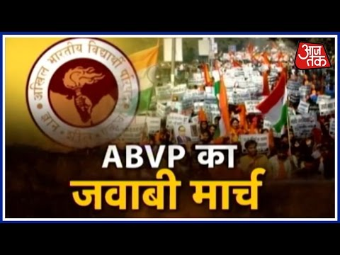 ABVP To Protest In Delhi University Seeking Campus Ban On Left Groups