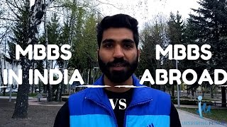MBBS in India VS MBBS Abroad | Study MBBS Abroad | Q&A #8