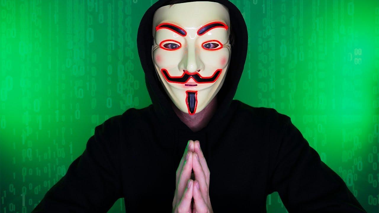 I Am The Hacker Project Zorgo Youtube