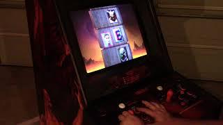 Mortal Kombat Trilogy Arcade Machine - First Gameplay [HD]