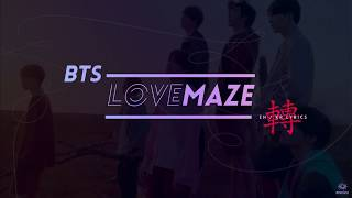 BTS (방탄소년단) - Love Maze Lyrics