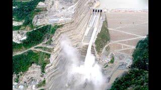 Puesta en funcionamiento de vertedero en Hidroituango abre nuevas esperanzas sobre el proyecto