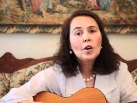 Elena Obolensky-singer,songwriter,composer-interview hosted by Alex Khomoutov-p1