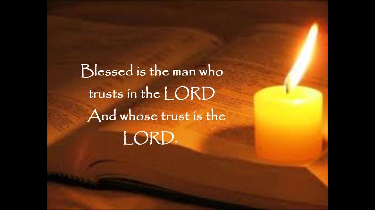 Daily Bread Jeremiah 17 7 8 Nasb Youtube