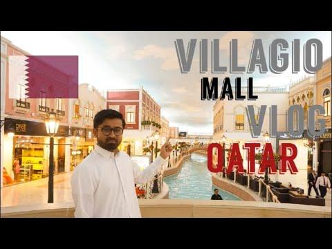 A visit to Villagio Mall Doha Qatar