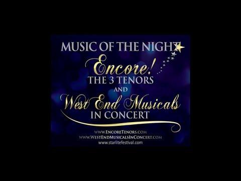 Music of the Night  - Starlite Festival Marbella - Part 1 of 4